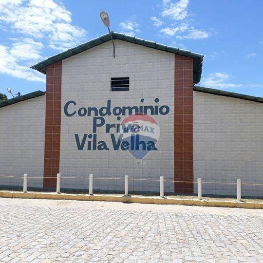 Terreno Para Vender Com 800m², No Privê Vila Velha, Na Ilha De Itamaracá - Te0038