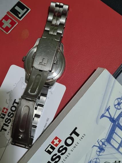 Relógio Tissot Pr 50,com Todos Os Acessórios Na Caixa E Nota