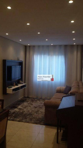 Apartamento À Venda, 40 M² Por R$ 215.000,00 - Imirim - São Paulo/sp - Ap8378