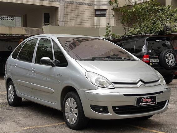Citroën Xsara Picasso Xsara Picasso Exclusive 1.6 16v 4p Man
