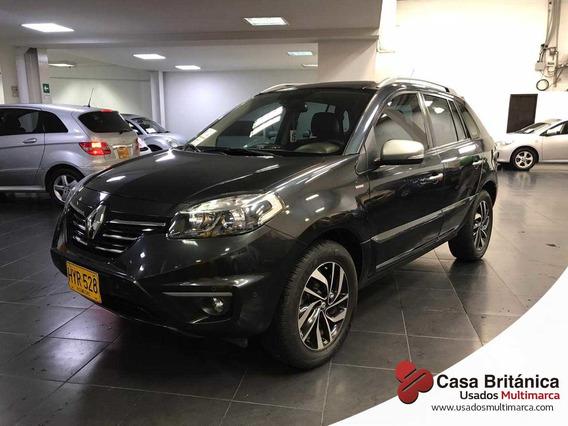 Renault Koleos Sportway Automático 4x4 Gasolina