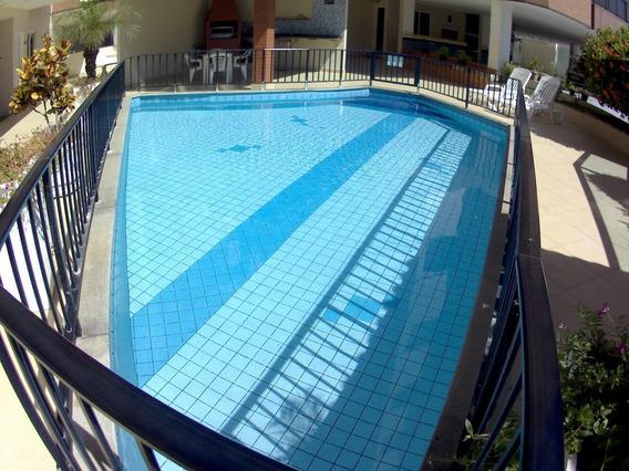Cobertura Em Enseada Azul, Guarapari/es De 220m² 4 Quartos Para Locação R$ 1.000,00/dia - Co613710