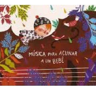 Cd Musica Para Acunar A Un Bebe Hugo Figueras