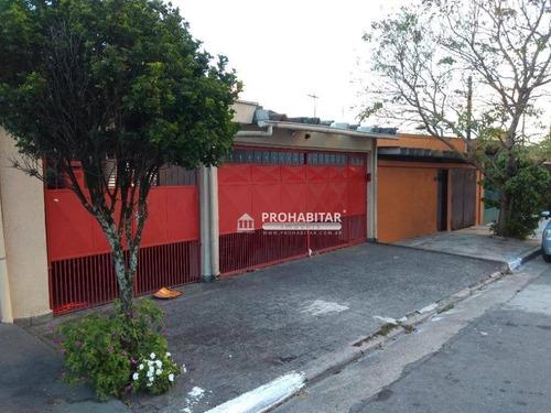 Casa À Venda No Parque Brasil - Ca3507