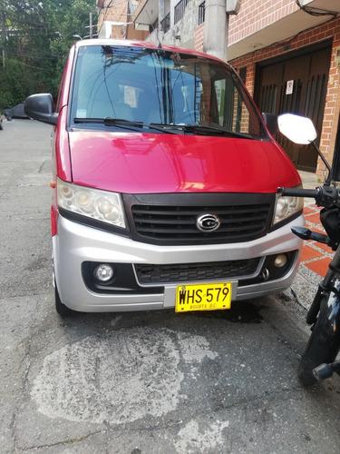 Gonow Minivan 2014 1.2 Ga6420se4