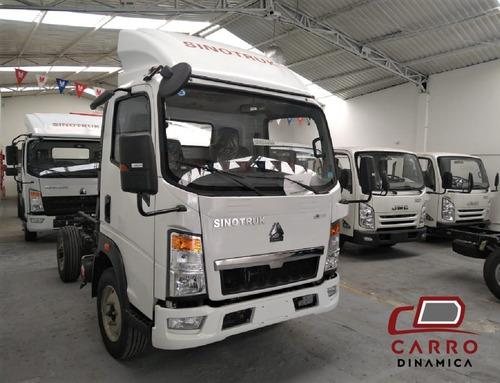 Camion Chasis Sinotruk Howo 2.8 Toneladas Llanta Sencilla