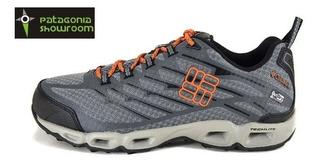 Zapatillas Columbia Ventrailia Ii Running Hombre Impermeable