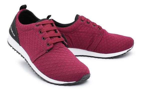 Tenis Esportivo Feminino Caminhada Corrida Conforto 091