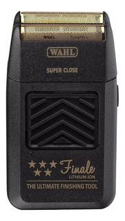 Maquina Afeitadora Wahl Shaver Recargable 5 Estrellas Finale