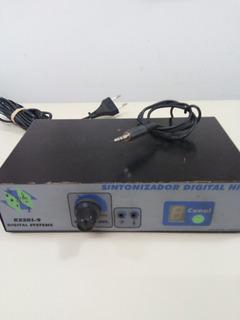 Amplificador Para Musica Funcional + 2 Bafles - Radio - Usb