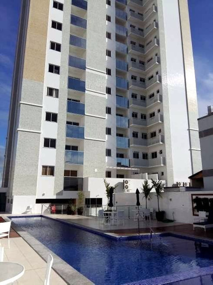 Apartamento Para Venda No Residencial Pleno Em Campos - 9433