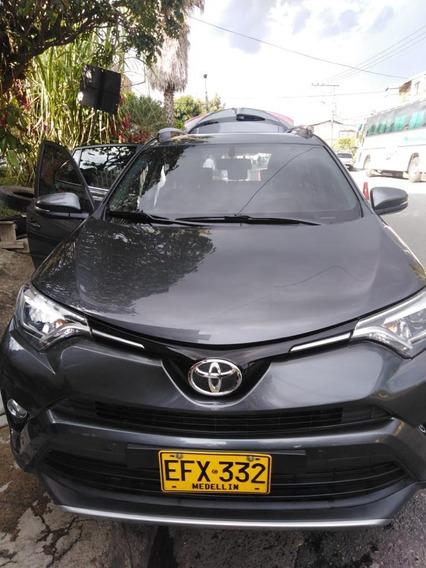 Toyota Rav 4 Modelo 2018