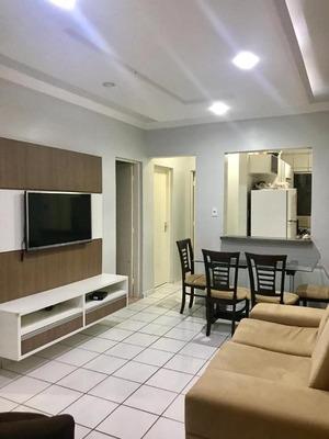 Apartamento Em Parque Athenas, São Luís/ma De 56m² 2 Quartos À Venda Por R$ 166,00 - Ap217934