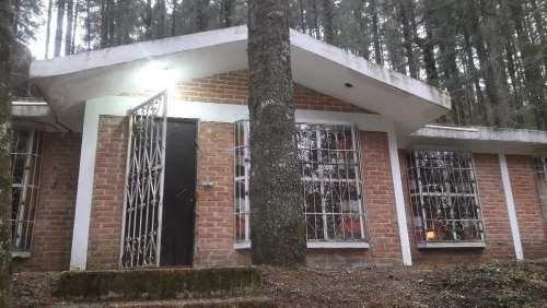 Hermosa Casa De Campo Con Terreno Amplio