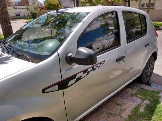 Renault Sandero 1.6 8v Nafta