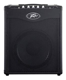 Amplificador Combo P/ Bajo 100w, Peavey Max 110-2