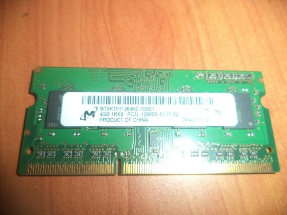 Memorias Ram Para Laptop 4gb Ddr3 Varias Marcas Nuevas