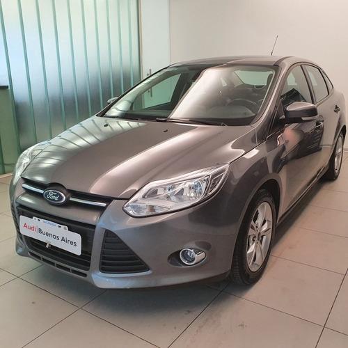 Ford Focus Se Plus 2015 2016 2017 Nuevo Excelente Okm