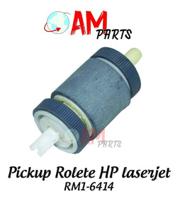 Rm1-6414 Rolete Papel Pickup Roller Hp M401 M425 P2035 P2055