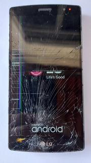 Celular Smartphone LG Stylus H736p Tela Truncada Funcionando