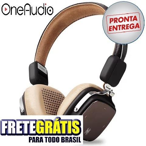 Fone De Ouvidos Headphone Oneaudio Bluetooth Elysium Vintage