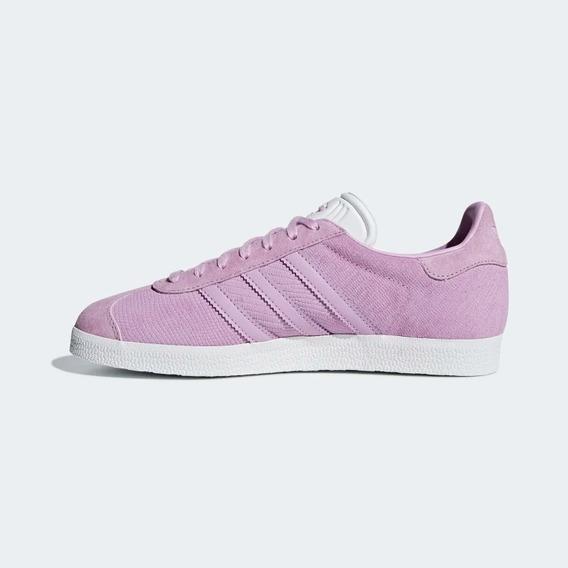 Tênis adidas Gazelle Feminino Lilás B41663