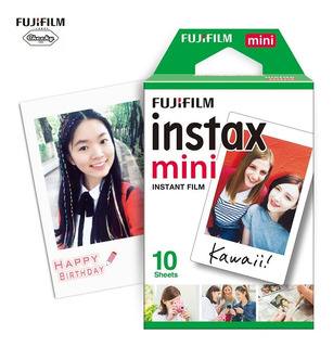 Cartucho Laminas Para Fotografia Fujifilm Instax Mini 10