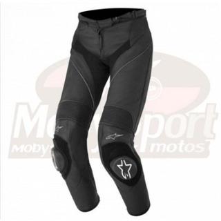 Calça Proteção Motociclista Moto Alpinestars Missile Preta