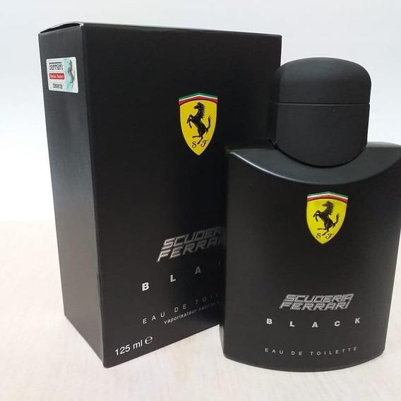Perfume Ferrari Black 125ml 4.2fl.oz.