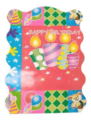 Imagen 1 de 1 de Piñata Infantil 40x29cm