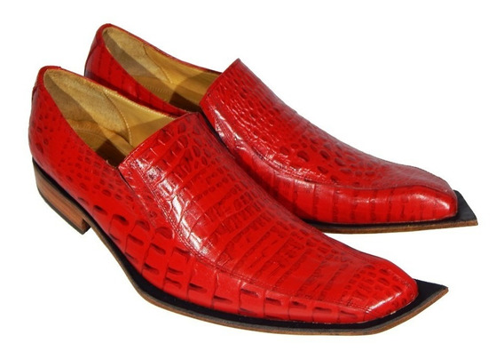 Zapatos Mocasin Lucca Snake Corte Diagonal Priamo Italy