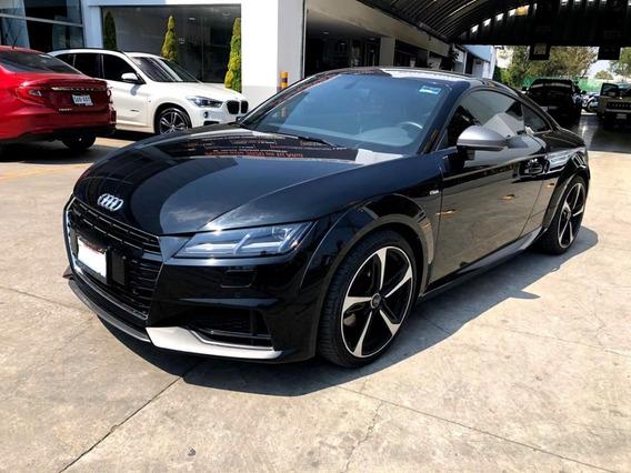 Audi Tt 2017 Sline Quattro