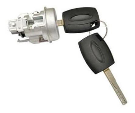 Cilindro Ignição Com Chave Ford Fiesta 2010 Em Diante