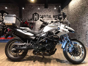 Capital Moto México Equipadisima Bmw F 700gs