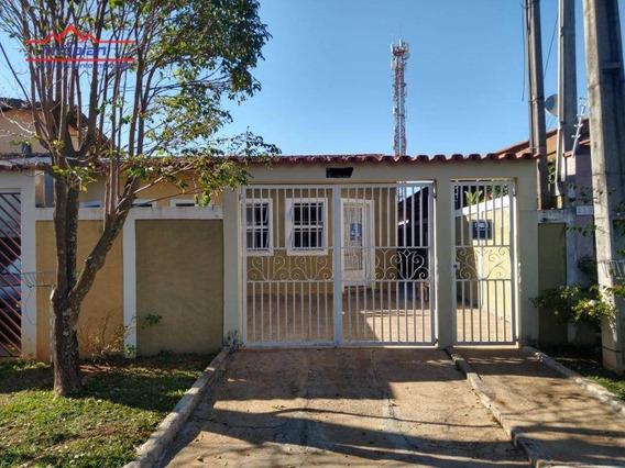 Casa Com 2 Dormitórios À Venda, 70 M² Por R$ 280.000,00 - Jardim Das Cerejeiras - Atibaia/sp - Ca4200