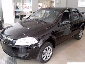 Fiat Siena El 1.4 Nafta Negro 0km, Anticipo $60000 Af
