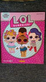 Kit Lol Surprise Com,120 Figurinhas Sem Repetição. 60,00
