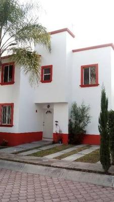 (crm-4464-4141) Casa En Renta En San Juan Del Rio Queretaro
