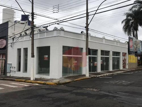 Imagem 1 de 3 de Salão Para Alugar, 50 M² Por R$ 1.600,00/mês - Centro - Americana/sp - Sl0077