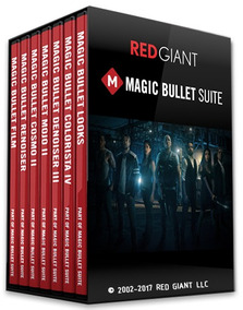 Red Giant Magic Bullet Suite 13.0.3 X6 (maio 2017 Completa)