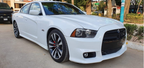 Dodge Charger Srt-8 2013 Impecable