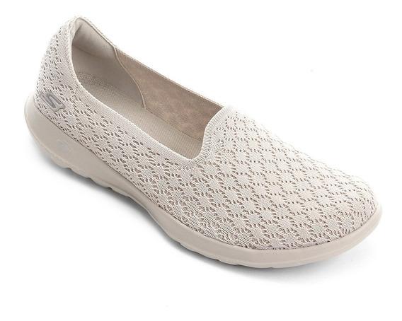 Tênis Skechers Feminino Original Nf Garantia Lindo Confort
