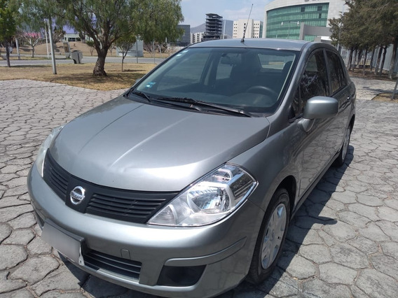 Nissan Tiida 1.8 Sense Sedan At 2014