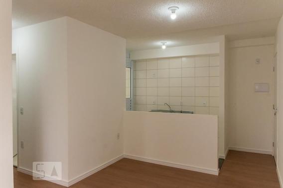 Apartamento No 9º Andar Com 2 Dormitórios E 1 Garagem - Id: 892968254 - 268254