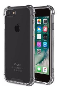 Capa Anti Impacto Queda Transparente Apple iPhone 8