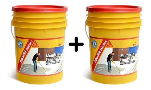 Membrana Liquida Impermeabilizante Sikafill 20+20 Oferton!