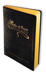 Bíblia De Estudo Explicada