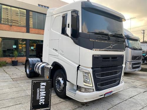 Volvo Fh 460 Ano 2016 4x2 / Financia 100%