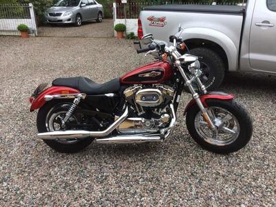 Harley-davidson Sportster Xl Custon