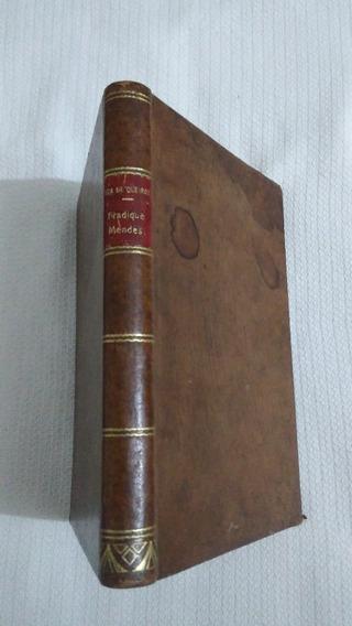 Fradique Mendes3°ediç1909-eça -leia Descrição